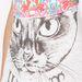Bershka felső kamu kalocsai macskával 4595 forint.