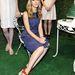 Rachel Antonoff a bizonyíték arra, hogy a divattervezők is hordhatnak műanyag lábbelit.
