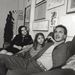 Ottavio, Rosita és kislányuk, Angela, 1968-ban.