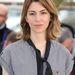 Sofia Coppola ruha és haj téren is egyszerűre vette a figurát.