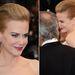 Nicole Kidman így jelent meg az első napon. Érdekes kreáció, nem biztos, hogy előnyös.