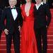 A Vénusz nercben premierjén Mathieu Amalric és Roman Polanski között Emmanuelle Seigner mutogatja dekoltázsát. Kicsit sok a jóból.