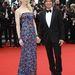 Nicole Kidman és pasija, Keith Urban. Az alacsony férfi mellett fel sem tűnik a mintás L'Wren Scott estélyi