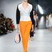 Eddig sejtettük, most már egészen biztos: jövőre divatban marad a narancssárga