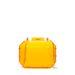 Az átlátszó sárga táska a Zarában 6995 forintba kerül.