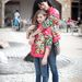 Keveházi Krisztina és lánya igazi ruhaiker. Nem biztos, hogy jó a teljes egyezés, de működik, ha a gyerekből nem akarunk kis felnőttet csinálni. Az ítélet: IGEN