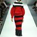 Prada kollekcióra emlékeztető darab a japán tervező,  Tsumori Chisato divatházából.