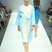 Szingapúr már tavaly decemberben is felhívta magára a divatvilág figyelmét, amikor helyet adott a puccos francia és japán couture hétnek. Ez egy dél-koreai tervező, deuxy munkája.