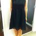 Egy kis fekete ruha soha nem árt, minket ez annyira mondjuk nem győzőtt meg. (H&M - 8990 Ft)