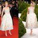 Nicole Kidman és a Dior egyik haute couture kreációja.