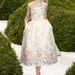 A Dior modellje mintha unná a show-t.