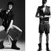 Bal oldalon: Felső - H&M, Sapka - New Era, Bakancs - Dolce&Gabbana. Jobb oldalon: Szegecses bőrmellény - Retrock Vintage Shop, Sort - H&M, Bakancs - Dolce&Gabbana