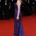 Jessica Chastain lilában ment az All Is Lost premierjére. Az estélyi Givenchy Couture.