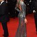 Alessandra Ambrosio modell szintén Elie Saabban volt.