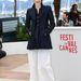 Tilda Swintonnak nem csak rossz szettjei voltak Cannes-ban, sőt: ez az egyik legjobb, május 25-ről, az 'Only Lovers Left Alive' sajtófotózásáról. A Chanel kosztümöt sajnos később egy rozsdabarna estélyire cserélte.