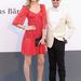Toni Garrn modell Michael Lillelunddal érkezik, aki a Shamballa Jewels igazgatója épp. Ez a legdinamikusabban növő luxus-ékszercég. Garrn fehérneműje meg átlátszik a ruhán.