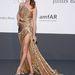 Olivia Palermo divatguru és félceleb talpig állatmintában villant lábat. Ez a ruha minden, csak nem szép.