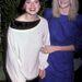 Isabella Rossellini és Laura Dern ilyen szerelésben ment vacsorázni 1985-ben.