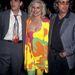 Matt Dillon, Debbie Harry és  Richard Gere egy koktélpartira igyekeznek 1987-ben.