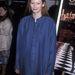 Tilda Swinton pizsamaingben jelent meg egy filmpremieren 1993-ban.