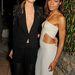 Cara Delevingne és Naomi Harris mindketten kivágott szerelésben érkeztek a Cannes-ban tartott Calvin Klein partira.