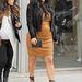 Március 26-án Kardashian a magassarkú verzióját hordta annak a Gucci szandálnak, melyet a galéria elején látott.