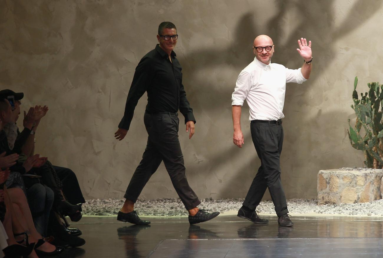 Viszlát Gabbana és Dolce?