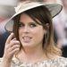 Eugenie hercegnő kalapját Sarah Cant tervezte