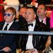 Sir Elton John, David Furnish és Fergie
