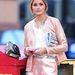 Olivia Palermo rózsaszín rövidnadrágja sem hiánycikk a fast fashion boltokban.