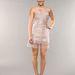 AnnaSophia Robb színésznő falatnyi Georges Chakra Couture ruhában.