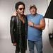 Lenny Kravitz sem úszta meg az erőltetett stúdióképeket.