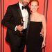 Riccardo Tisci a CFDA-n átvett, Legjobb Nemzetközi Divattervezőnek járó díjával
