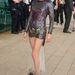 Adriana Lima Givenchy-ben parádézott a CFDA Fashion Awards-on.