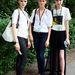 A lányok hárman együtt mutatnak legjobban