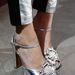 A Moschino cipő közelebbről