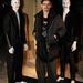 Patrick Mohr és modellei a 2013 januári berlini divathéten.