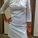 Mango: Végre egy 50 százalékkal leárazott ruha, hiszen 16000 Ft helyett 8000 Ft most az ára.