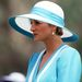 A kalapok és ruhák összehangolása mindig fontos volt a királyi családban