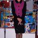 1988: ilyen Diana, ha szerényebb ruhában van jelenése. Nagyon 80-as évek.