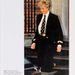1994: az elefántos Escada nyakkendőt nemrég árverezték el. A nyakkendő igazi power dressing.