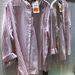 Zara: Ebből az ingből viszont van XL-es is, nehéz így kiigazodni a kínálaton.  Ár - 6995 Ft