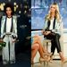 Solange Knowles és Karolina Kurkova is ugyanazt a Robert Cavalli-blézert szemelte ki magának.