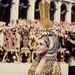 Elizabeth Taylor 65-ször öltözött át a Kleopátrában, ami abban az időben rekordnak számított a filmvásznon.