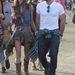 Alessandra Ambrosio férjével - 2013. április, Coachella fesztivál