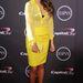 Chrissy Teigen Sports Illustrated modell kitette melltartóját a 2013-as ESPY Awards-on a Los Angeles-i  Nokia Theatre-ben, július 17-én.