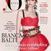 Bianca Balti összetéveszthetetlen Dolce & Gabbana szerelésben a Yo Dona elején.