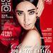 Li Bingbing piros Gucciban a kínai Cosmopitan elején.