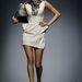 Több tervező szerint is divat lesz 2014 nyarán a miniruha. CUSCS show.