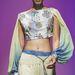 Rossz hír, hogy a haspóló sem megy ki a divatból. legalábbis MaConsef szerint, aki a Macao Fashion Parade-on mutatta be ruháit.